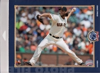 Madison Bumgarner San Francisco Giants Licensed MLB Photo File 8x10 Photo In Package
