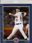Zack Greinke Arizona Diamondbacks Licensed MLB Photo File 8x10 Photo In Package