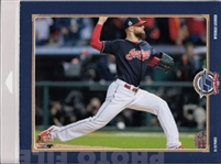 Corey Kluber Cleveland Indians Licensed MLB 2016 WS Photo File 8x10 Photo In Package