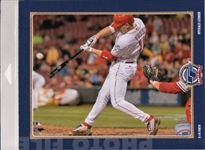 Joey Votto Cincinnati Reds Licensed MLB Photo File 8x10 Photo In Package