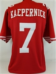 Colin Kaepernick San Francisco 49ers Custom Home Jersey Mens XL