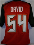 Lavonte David Tampa Bay Buccaneers Custom Home Jersey Mens 2XL