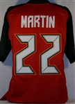 Doug Martin Tampa Bay Buccaneers Custom Home Jersey Mens XL