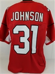 David Johnson Arizona Cardinals Custom Home Jersey Mens XL