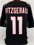 Larry Fitzgerald Arizona Cardinals Custom Alternate Jersey Mens 2XL
