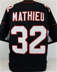 Tyrann Mathieu Arizona Cardinals Custom Alternate Jersey Mens 2XL