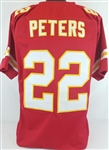 Marcus Peters Kansas City Chiefs Custom Home Jersey Mens 2XL