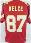 Travis Kelce Kansas City Chiefs Custom Home Jersey Mens XL