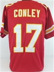 Chris Conley Kansas City Chiefs Custom Home Jersey Mens 2XL