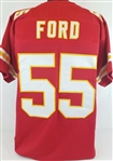 Dee Ford Kansas City Chiefs Custom Home Jersey Mens 2XL