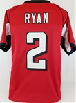 Matt Ryan Atlanta Falcons Custom Home Jersey Mens XL
