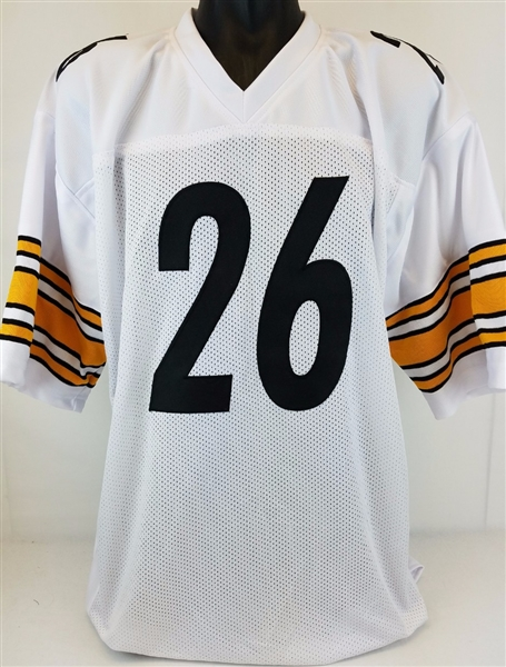 sneakers for cheap c67d8 00424 Item Detail - Le'Veon Bell Pittsburgh Steelers Custom Away ...