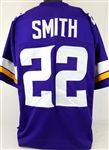 Harrison Smith Minnesota Vikings Custom Home Jersey Mens XL
