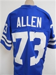 Larry Allen Dallas Cowboys Custom Away Jersey Mens 2XL