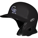 Colorado Rockies Rawlings MLB Baseball Mini Batting Helmet