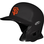 San Francisco Giants Rawlings MLB Baseball Mini Batting Helmet