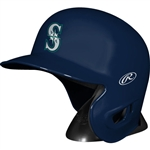 Seattle Mariners Rawlings MLB Baseball Mini Batting Helmet
