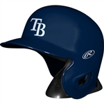 Tampa Bay Rays Rawlings MLB Baseball Mini Batting Helmet