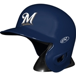Milwaukee Brewers Rawlings MLB Baseball Mini Batting Helmet