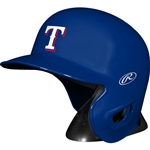 Texas Rangers Rawlings MLB Baseball Mini Batting Helmet