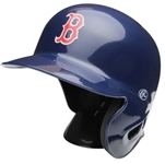 Boston Red Sox Rawlings MLB Baseball Mini Batting Helmet