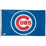 Chicago Cubs Officially Licensed MLB 3x5 Team Flag