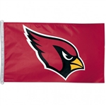 Arizona Cardinals Officially Licensed NFL 3x5 Team Flag