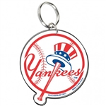 New York Yankees Officially Licensed MLB Premium Acrylic Key Ring