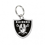 Oakland Raiders Officially Licensed MLB Premium Acrylic Key Ring