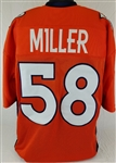 Von Miller Denver Broncos Custom Home Jersey Mens XL