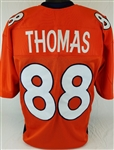Demaryius Thomas Denver Broncos Custom Home Jersey Mens XL