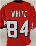 Roddy White Atlanta Falcons Custom Home Jersey Mens XL