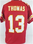 Deanthony Thomas Kansas City Chiefs Custom Home Jersey Mens Large