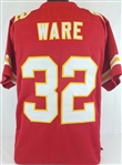 Spencer Ware Kansas City Chiefs Custom Home Jersey Mens Large