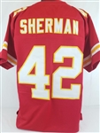 Anthony Sherman Kansas City Chiefs Custom Home Jersey Mens Large