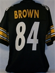 Antonio Brown Pittsburgh Steelers Custom Home Jersey Mens Large