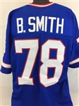 Bruce Smith Buffalo Bills Custom Home Jersey Mens Large