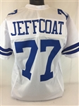 Jim Jeffcoat Dallas Cowboys Custom Home Jersey Mens Large