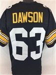 Dermontti Dawson Pittsburgh Steelers Custom Home Jersey Mens 3XL
