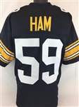Jack Ham Pittsburgh Steelers Custom Home Jersey Mens 3XL