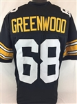 LC Greenwood Pittsburgh Steelers Custom Home Jersey Mens 2XL
