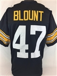 Mel Blount Pittsburgh Steelers Custom Home Jersey Mens 2XL