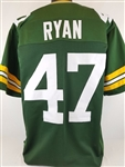 Jake Ryan Green Bay Packers Custom Home Jersey Mens 2XL