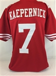 Colin Kaepernick San Francisco 49ers Custom Home Jersey Mens Large