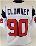 Jadeveon Clowney Houston Texans Custom Away Jersey Mens Large