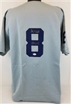 "Don Wert ""68 WSC"" Detroit Tigers Signed Jersey JSA Witness Authentic Autograph"