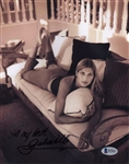 Gabrielle Reece Signed Usa Volleyball 8x10 Photo Autographed Beckett BAS #B19453