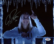 Jenny Potter Signed Usa Hockey 8x10 Photo Authentic Autograph PSA/DNA #Z35671