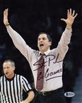 "Steve Prohm ""Go Cyclones"" Signed Iowa State 8x10 Photo Beckett BAS #B22110"