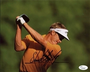 Stuart Appleby Signed Pga Golf 8x10 Photo Authentic Autograph JSA #L05306